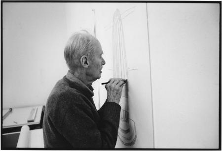 Richard Artschwager (Photo © Sidney B. Felsen)