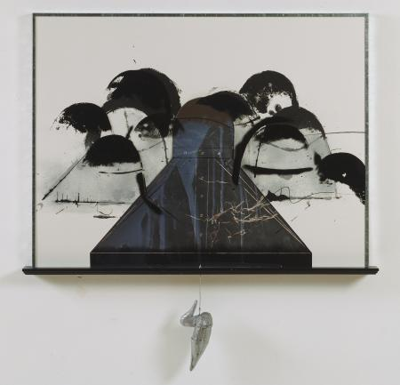 Edward & Nancy Kienholz, One Duck Hung Low, 1991