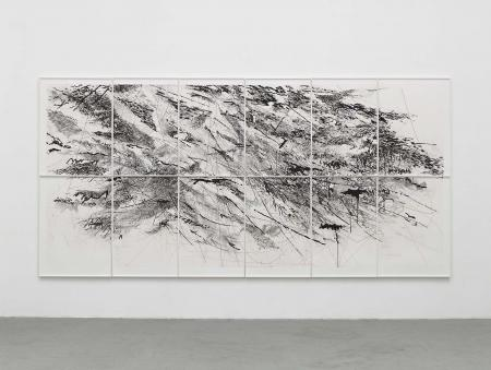 Julie Mehretu, Auguries, 2010