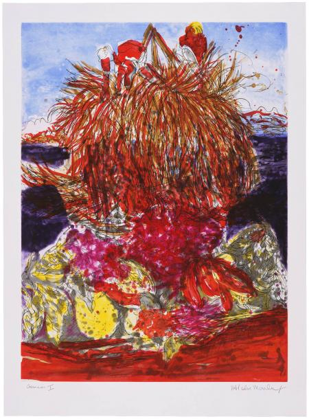 Malcolm Morley, Erotic Fruitos State A, 2002