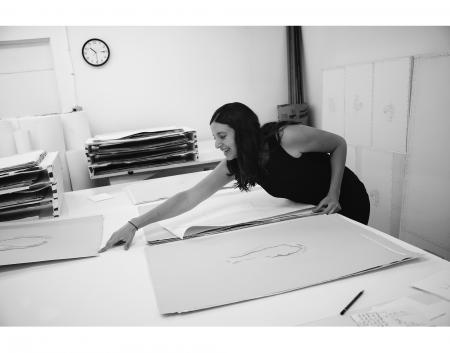 Analia Saban (Photo © Sidney B. Felsen)
