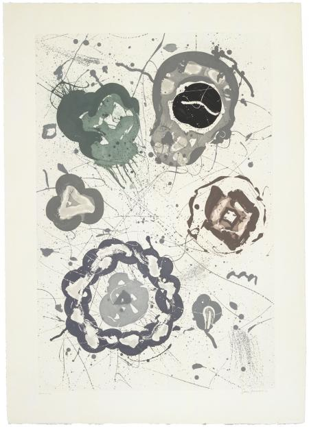 Sam Francis, Untitled, 1994