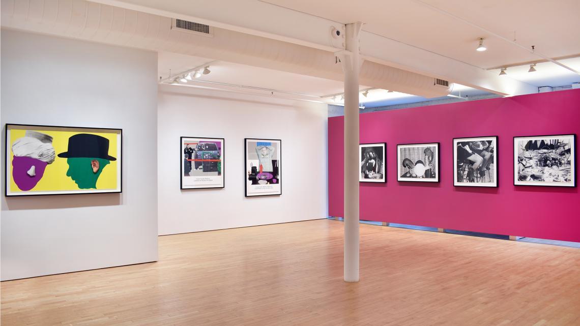 John Baldessari: Selected Works Jan 5, 2021-Feb 27, 2021