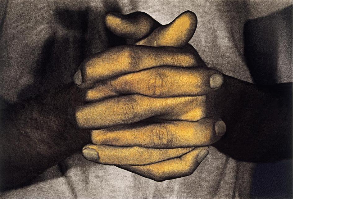 Bruce Nauman, Hands Only, 2006