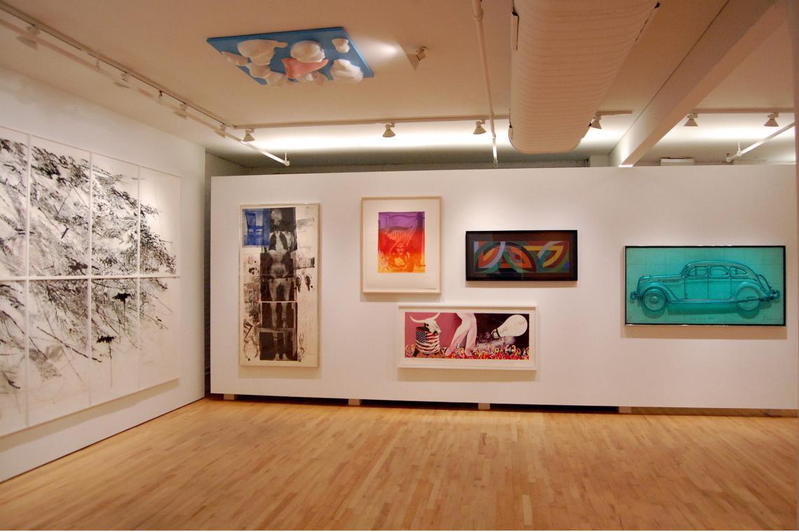 535 W 24 Inaugural Exhibition