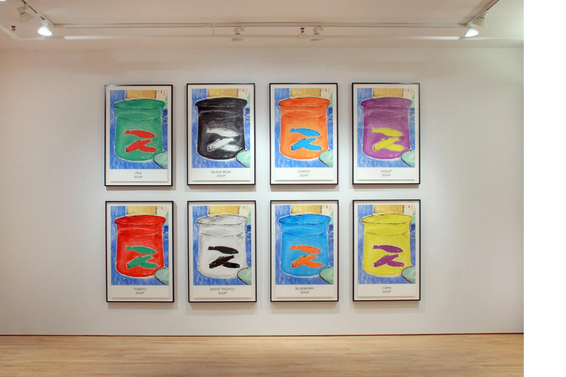 Eight Soups, 2012