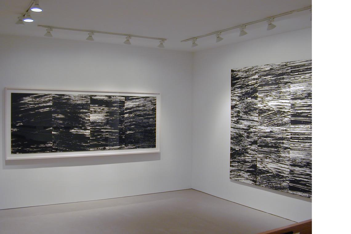 Left to Right: The River (State) 2003, River II 2005