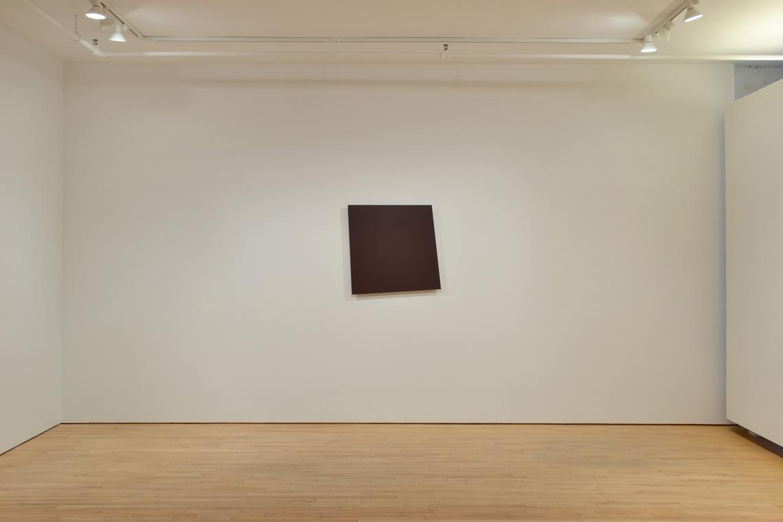 Dark Red-Violet Panel, 1982