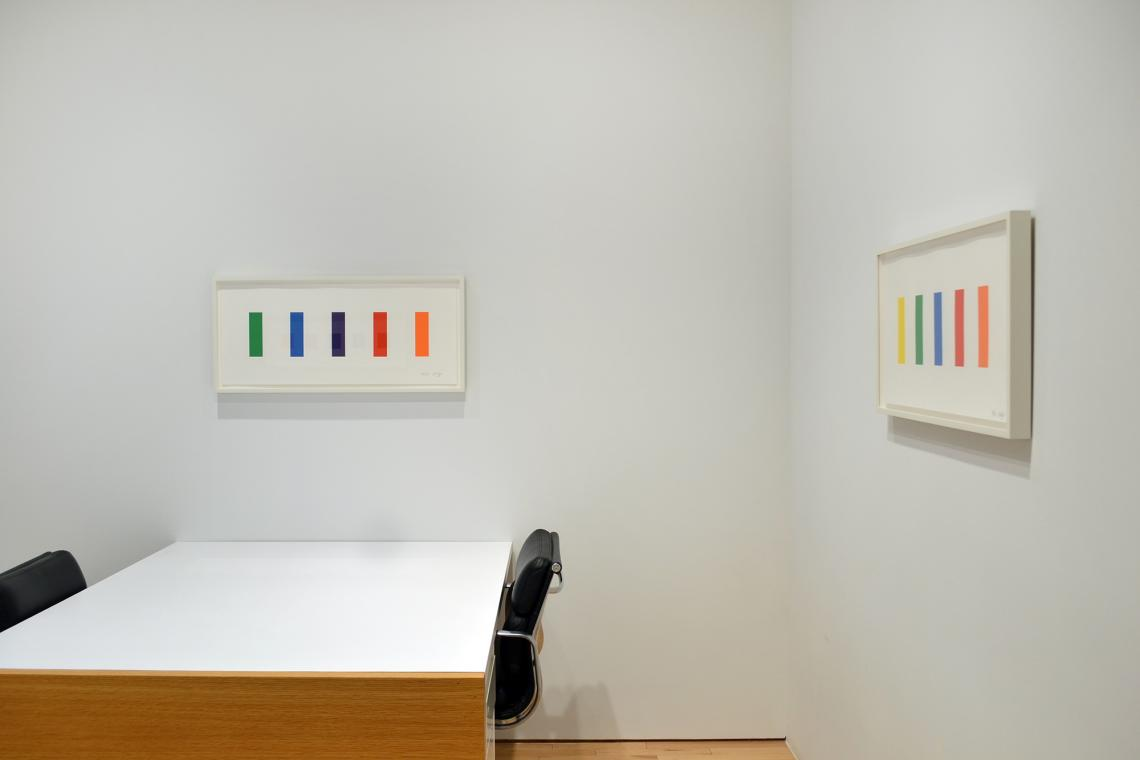 Color Panels, 2011; Dartmouth, 2011