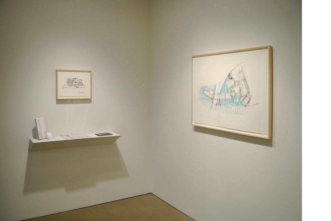 Left to right: House 3, 2007; Guggenheim Museum Bilbao, 2009