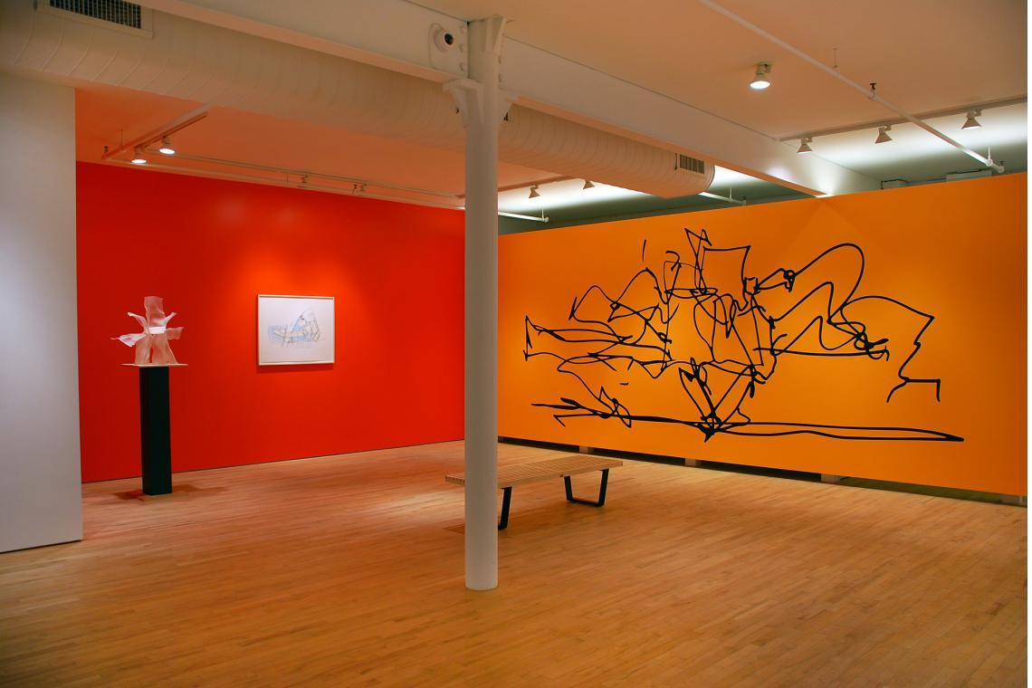Memory of Sophie Calle's Flower, 2012; Guggenheim Museum Bilbao, 2009