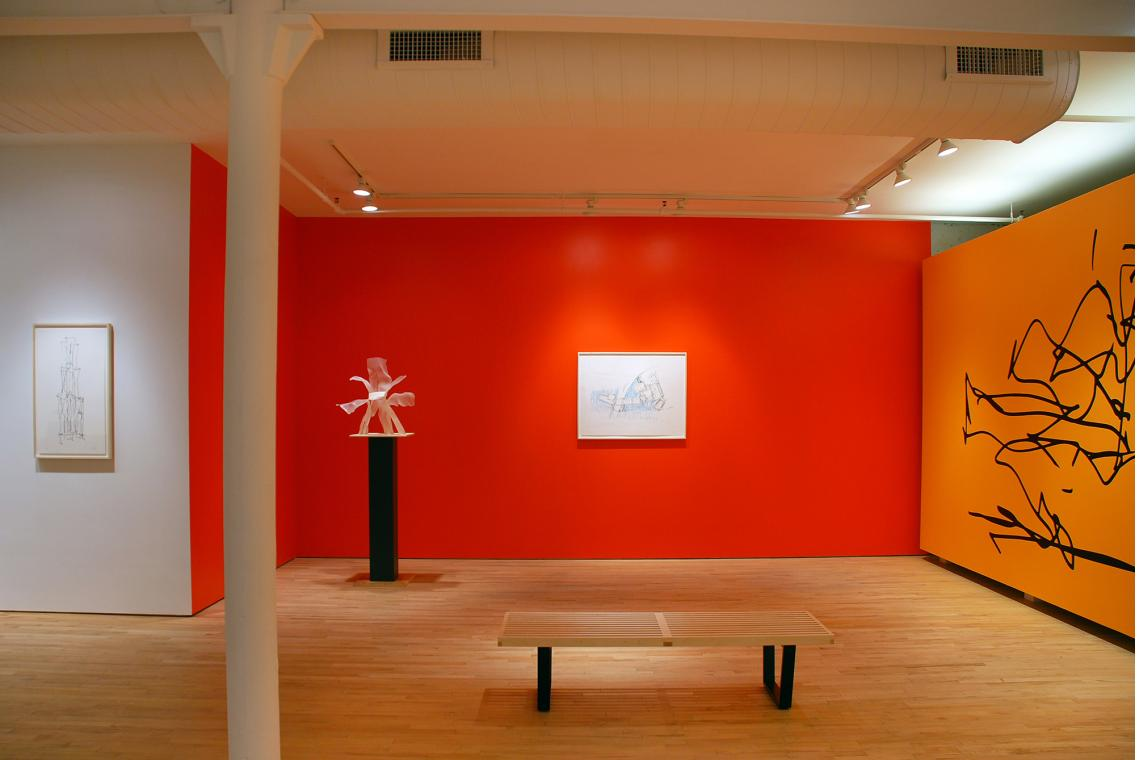 Beekman Street Housing, 2009; Memory of Sophie Calle's Flower, 2012; Guggenheim Museum Bilbao, 2009
