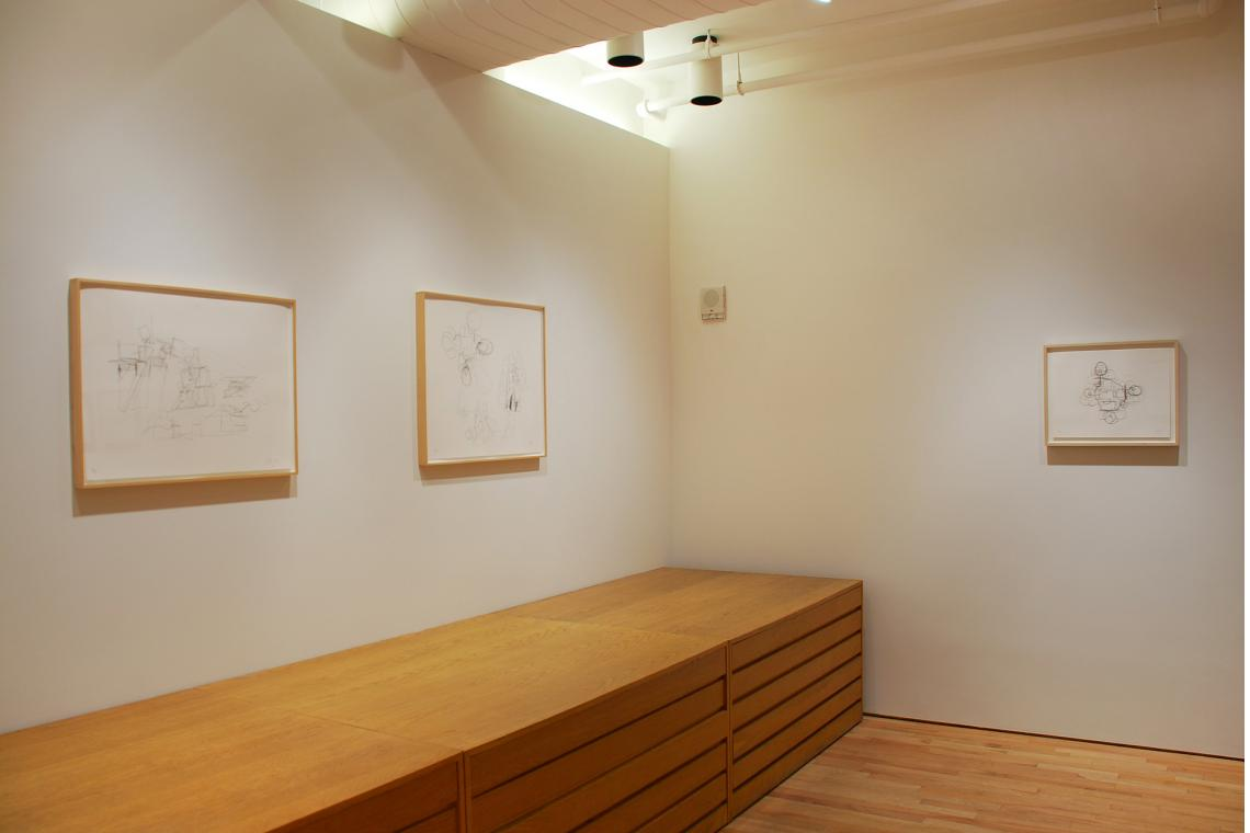 Abu Dhabi, 2007; Guggenheim Abu Dhabi Museum, 2009; Study 1, 2009