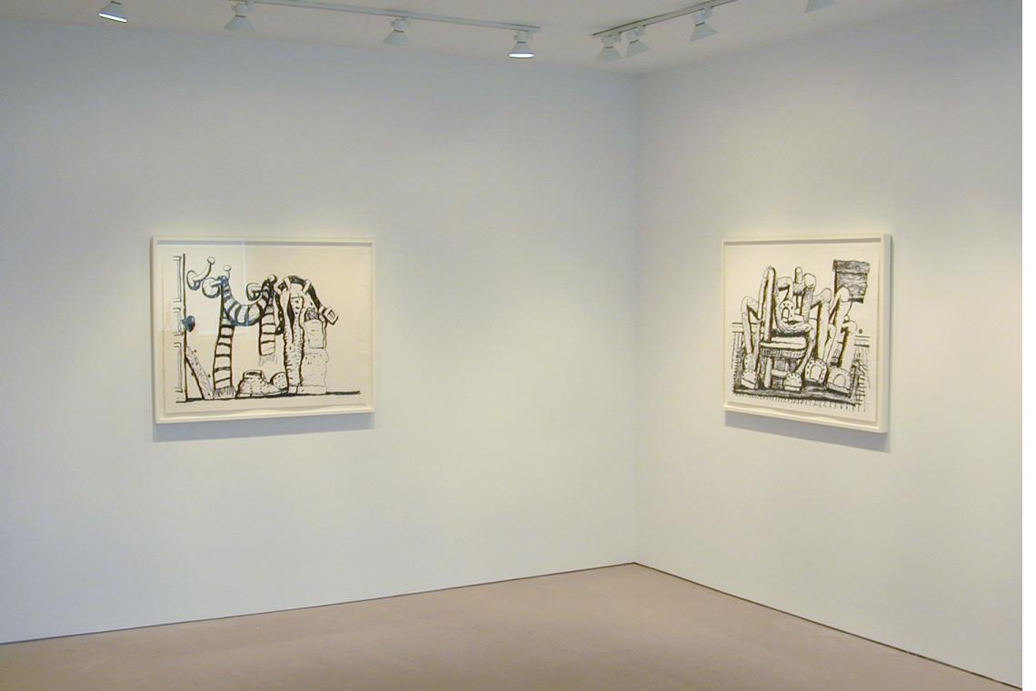 Studio Corner, 1980; Room, 1980