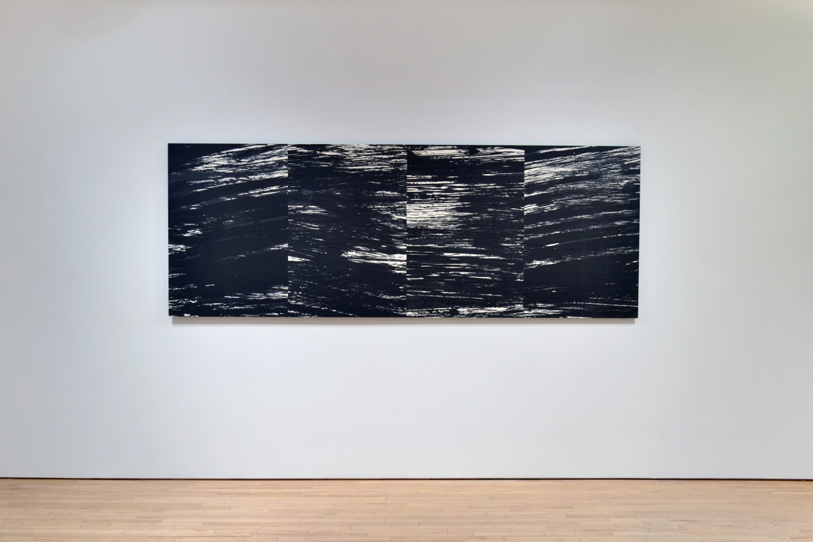 Ellsworth Kelly, The River, 2003.