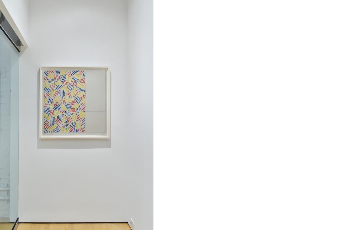 Jasper Johns, 6 Lithographs (After 'Untitled 1975') 1976, 1976