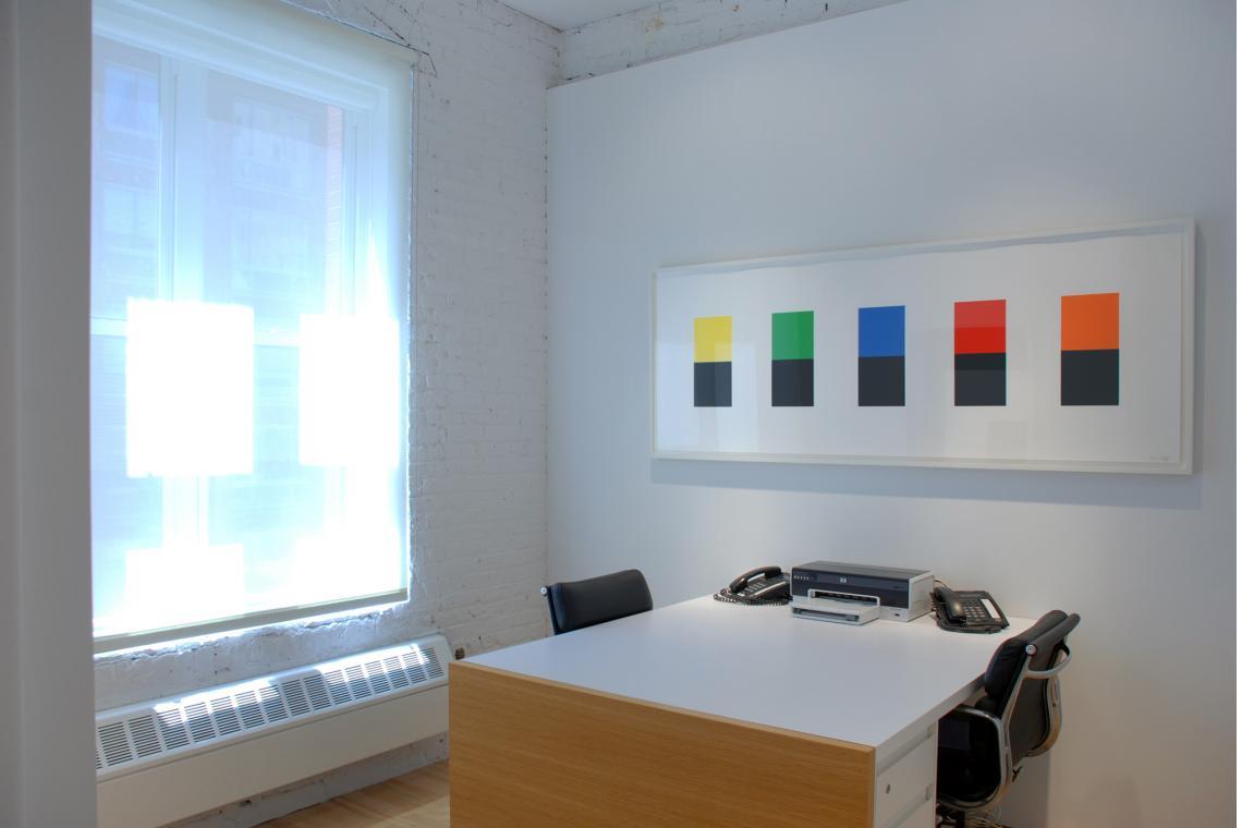 Color Over Black, 2012