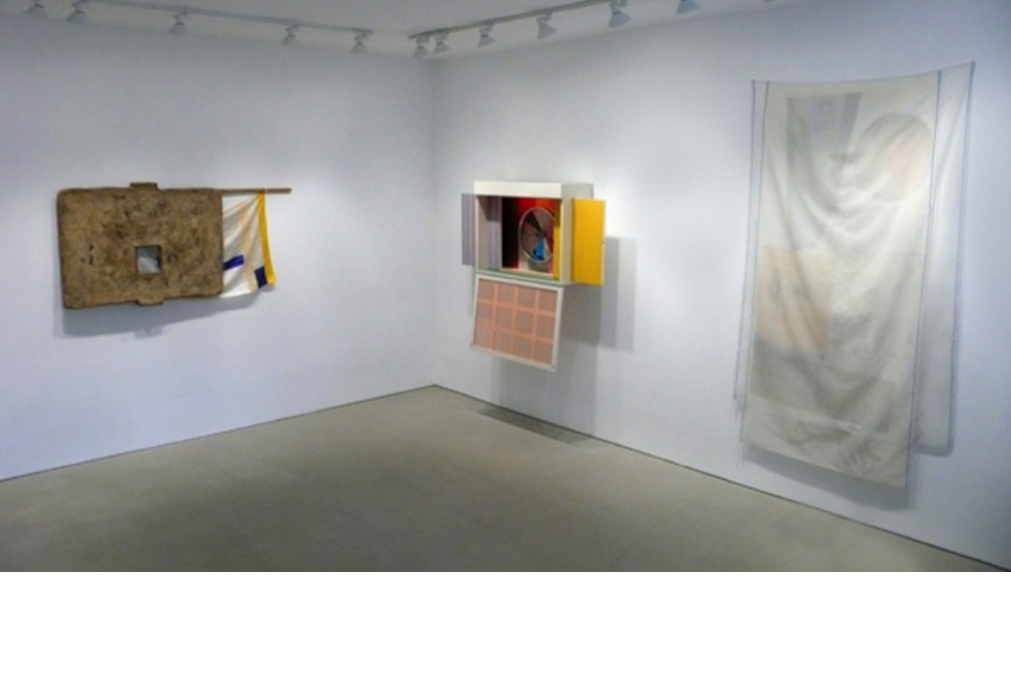 Left to Right: Capitol, 1975; Publicon – Station IV, 1978; Scent, 1974