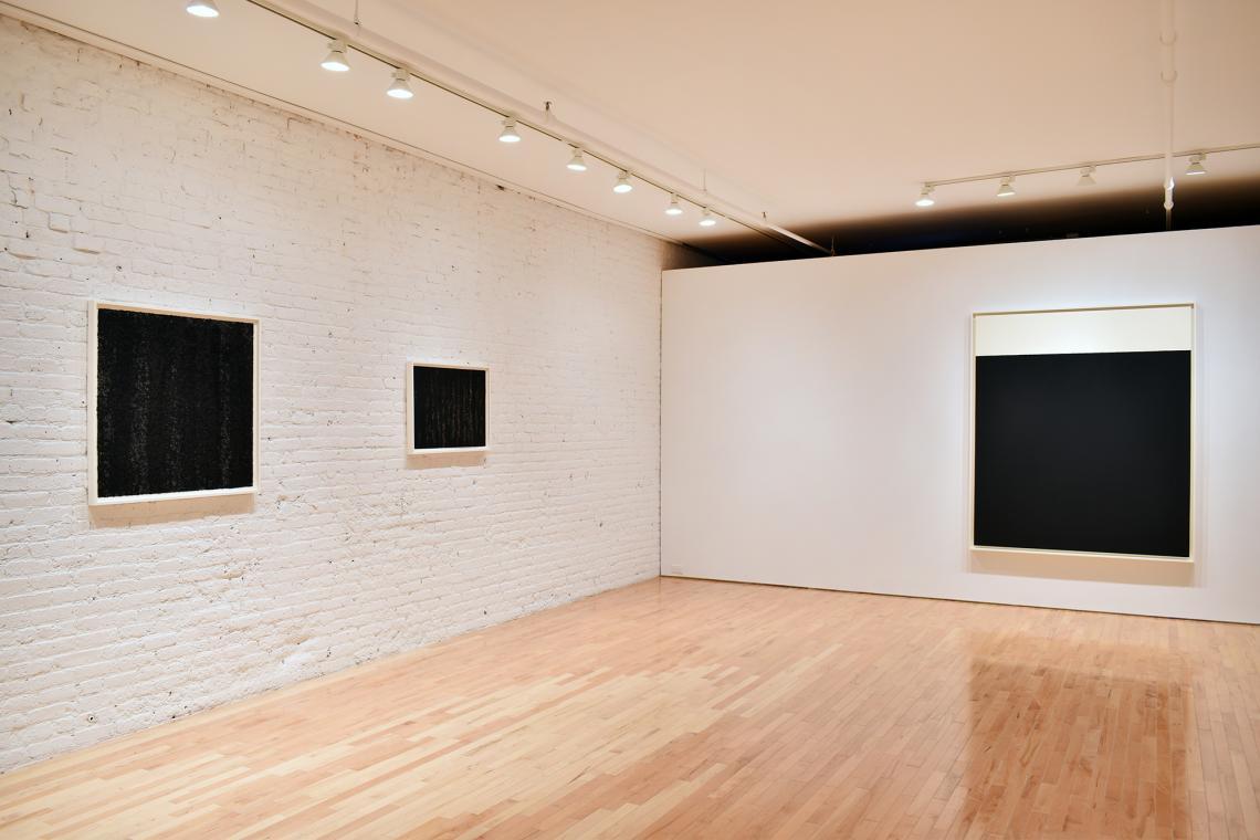 Richard Serra, Composite XIII, 2019; Composite II, 2019; Weight IX, 2013.