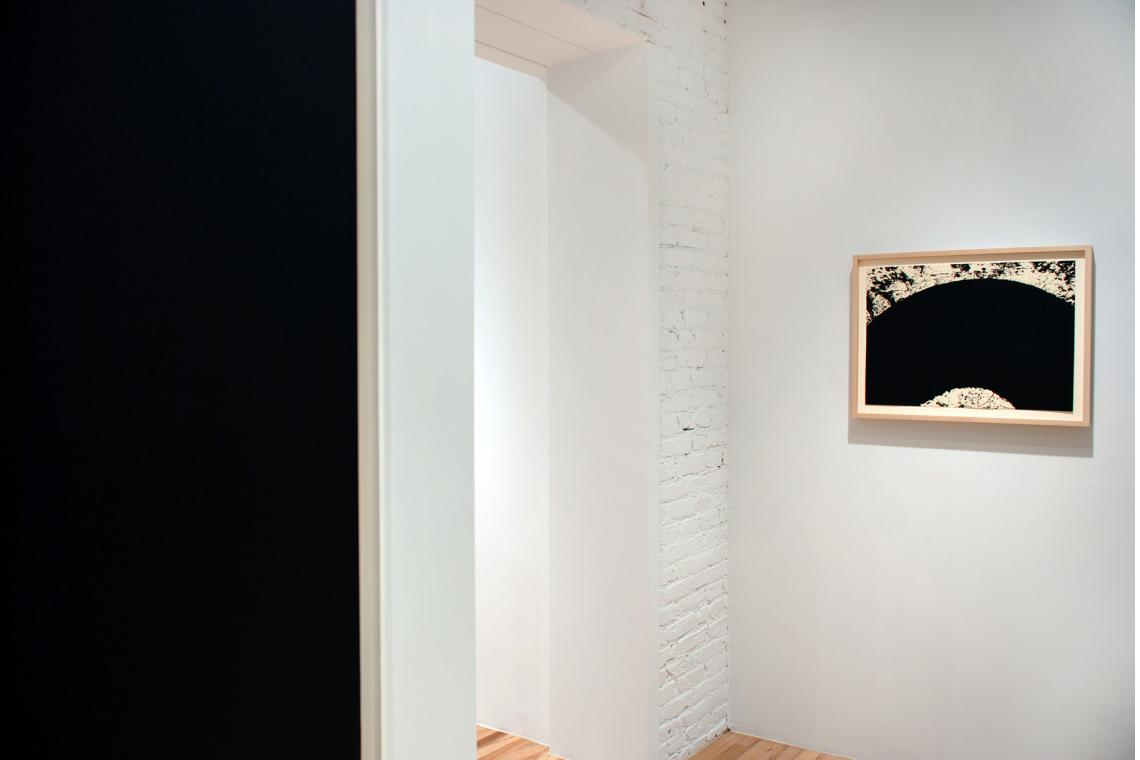 Weight I, 2009; Paths and Edges #10, 2007