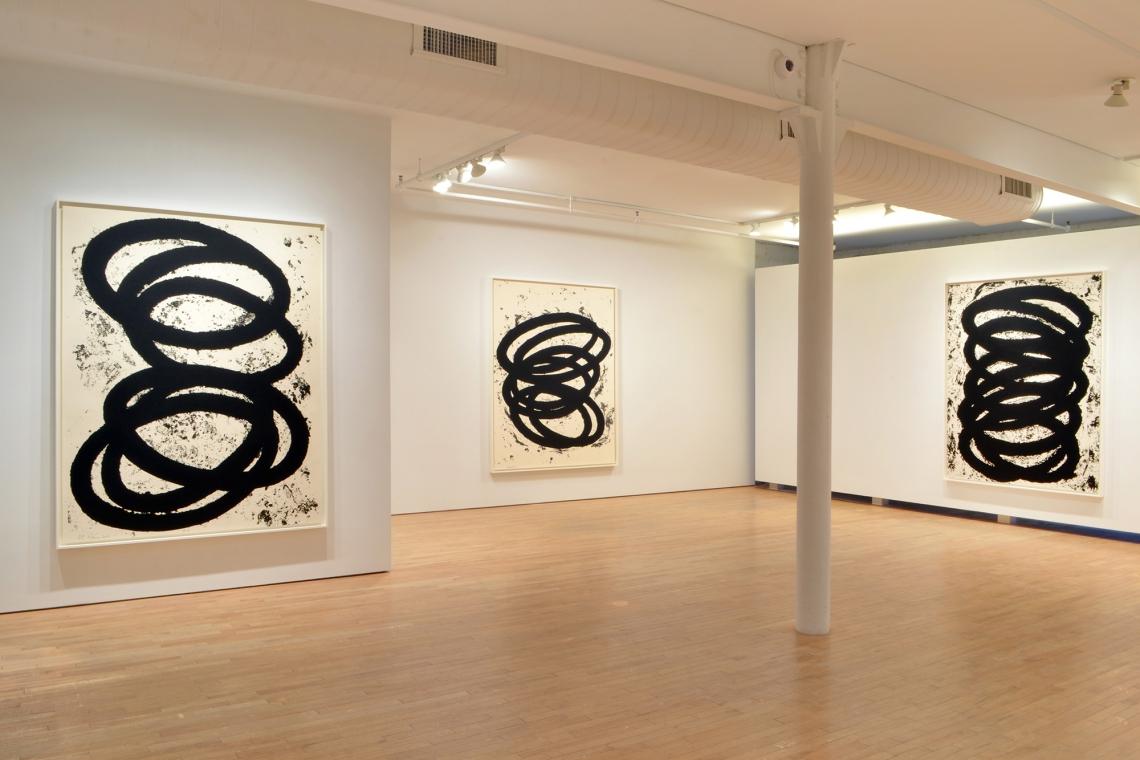 Richard Serra, Finally Finished I, 2017; Finally Finished II, 2017; Finally Finished III, 2018.