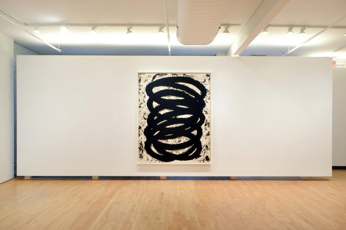 Richard Serra, Finally Finished III, 2018.