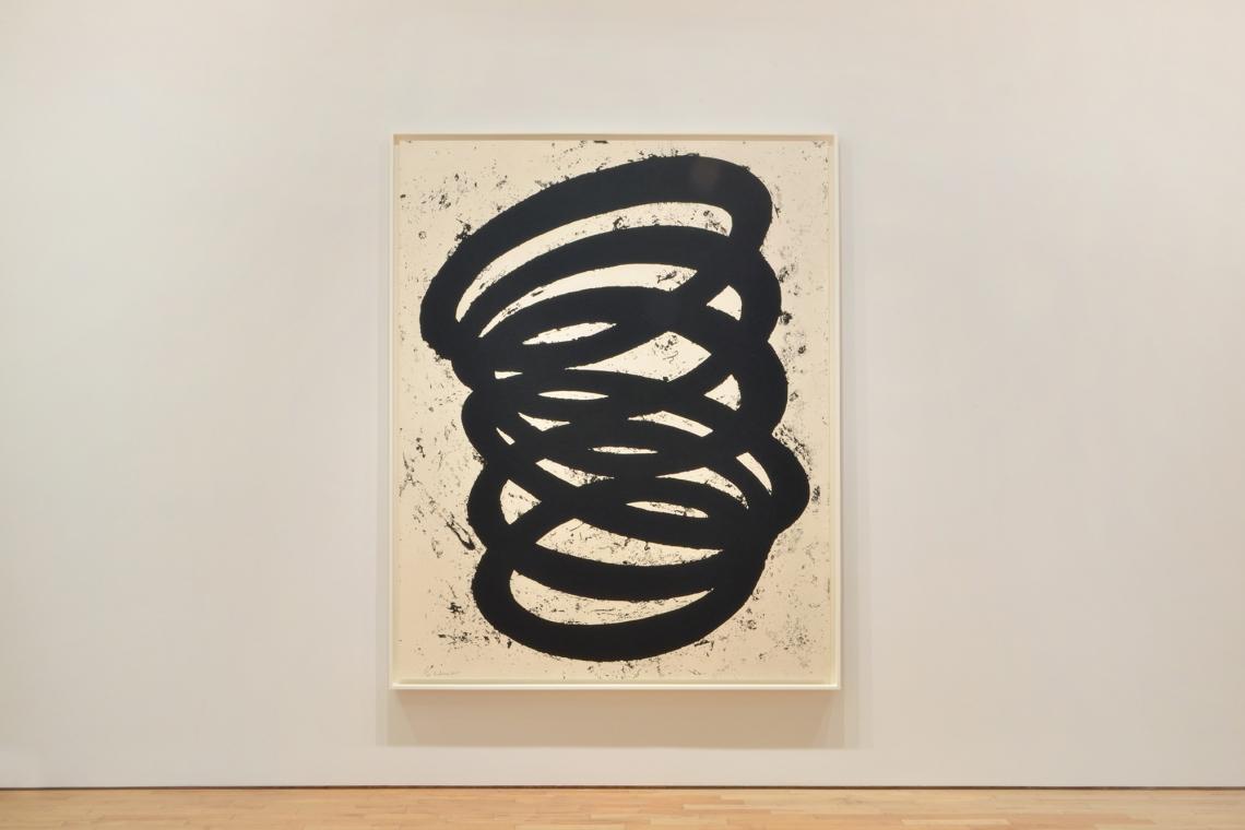 Richard Serra, Finally Finished IV, 2018.