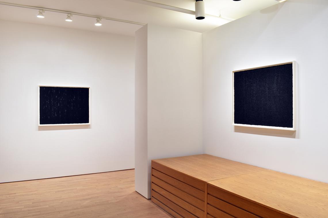 Richard Serra, Composite XX, 2019; Composite XXI, 2019.