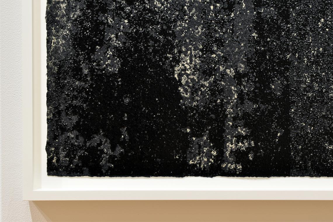Richard Serra, Composite XXII, 2019 (detail).
