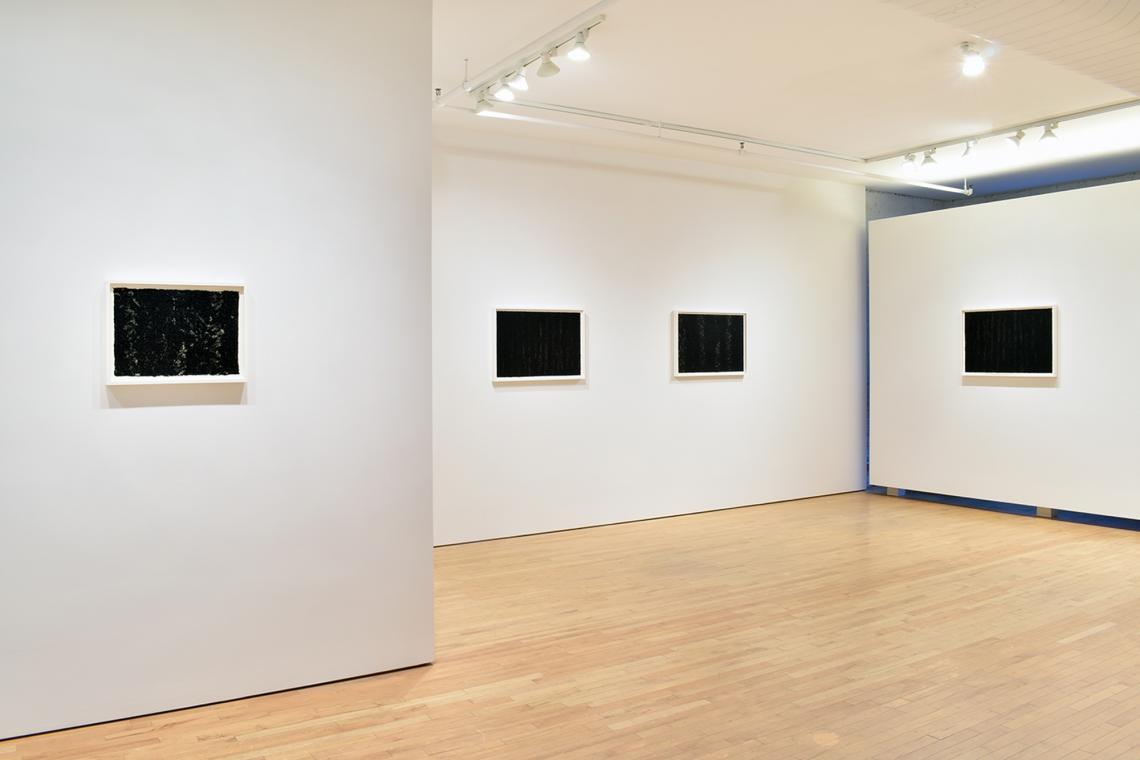Richard Serra, Composite I, 2019; Composite III,2019; Composite IV, 2019; Composite V, 2019..