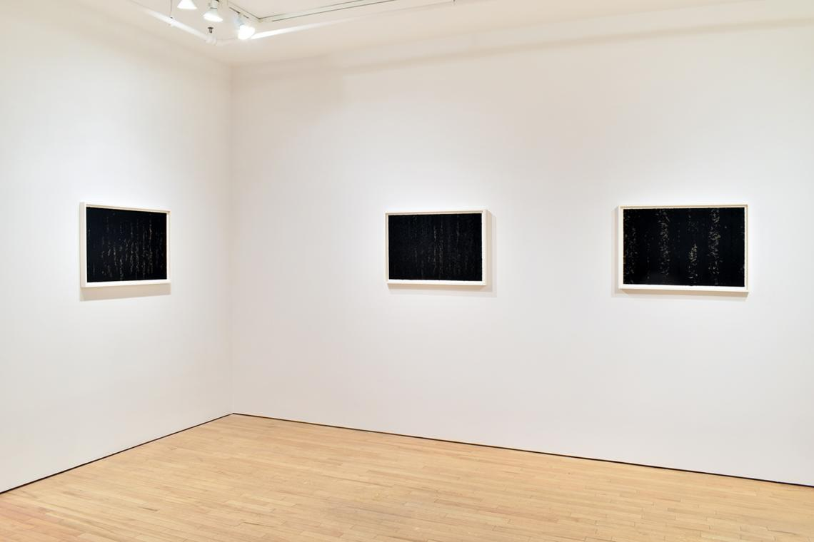 Richard Serra, Composite II, 2019; Composite III, 2019; Composite IV, 2019.