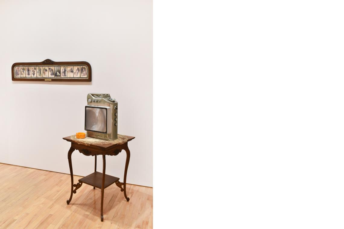 Edward & Nancy Kienholz, The Marriage Icon, 1972; Ernte 23, 1981.