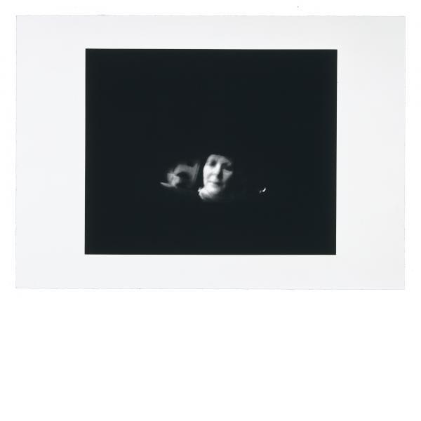 Ann Hamilton, face...ann l., 2003