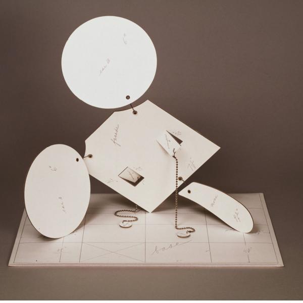 Claes Oldenburg, Geometric Mouse - Scale D, 1971