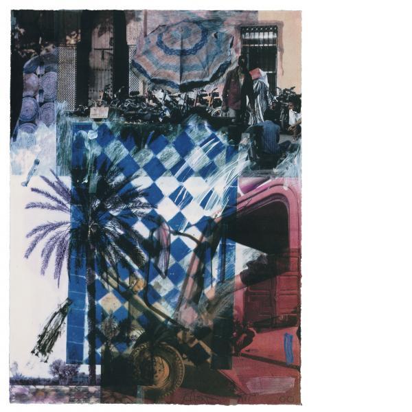 Darryl Pottorf, Truck Stop De Marra Kech, 2000