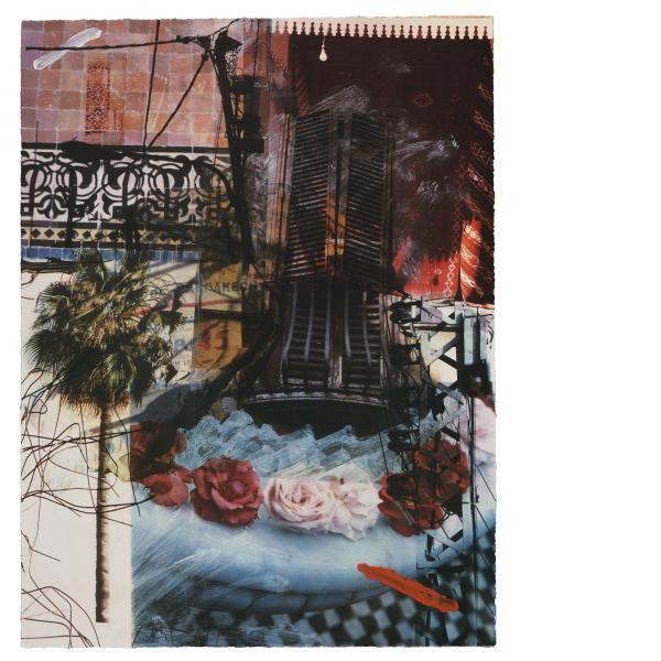 Darryl Pottorf, Rose Bowl De Marra Kech, 2000