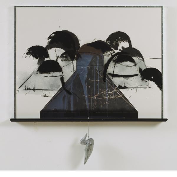 Edward & Nancy Kienholz, One Duck Hung Low, 1991