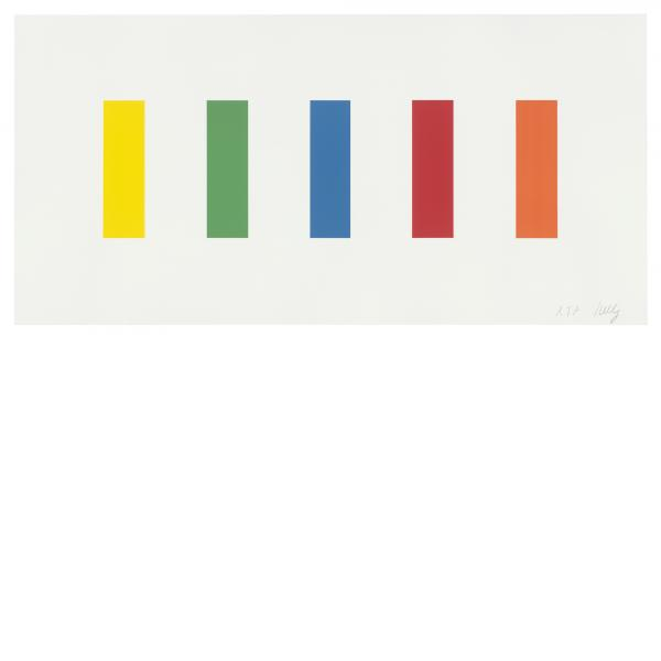 Ellsworth Kelly, Dartmouth, 2011