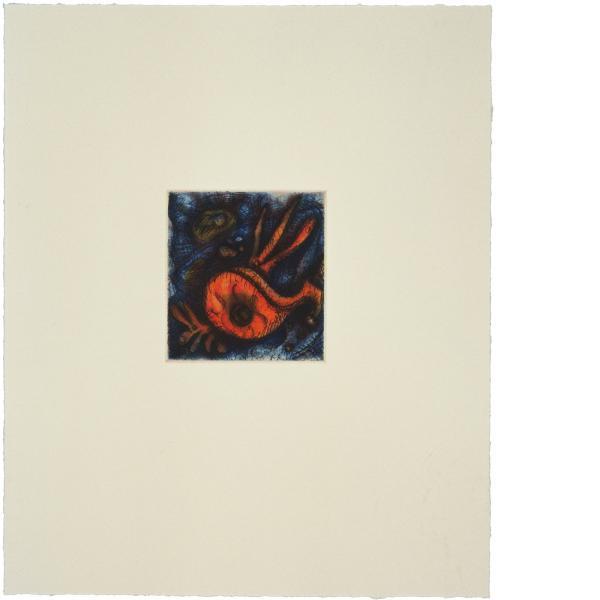 Elizabeth Murray, Deep Night, 1995