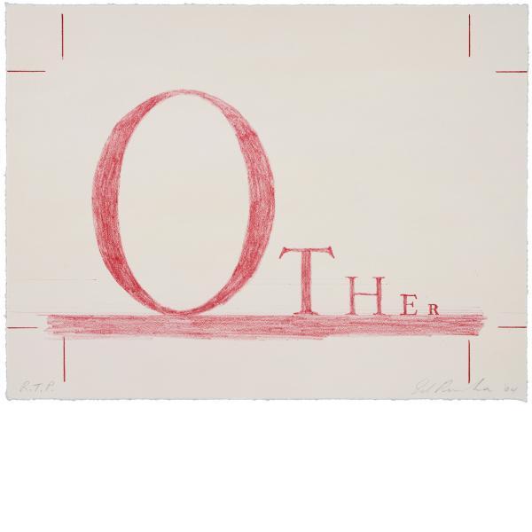 Ed Ruscha, Other, 2004``