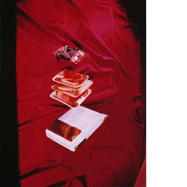 Ed Ruscha, Sweets, Meats, Sheets, 1975