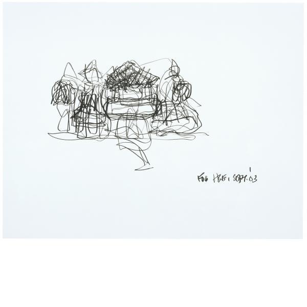 Frank Gehry, House 1, 2007