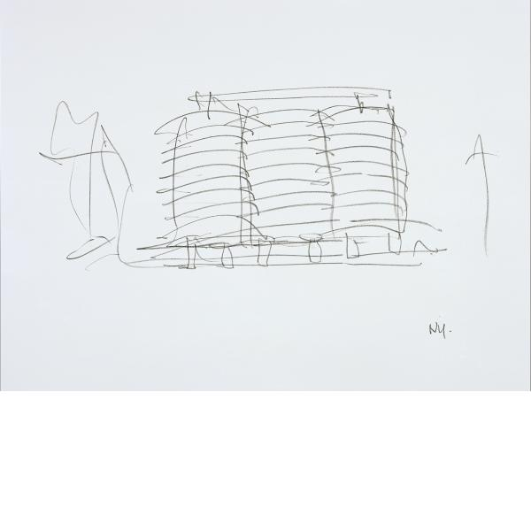 Frank Gehry, IAC 2, 2007
