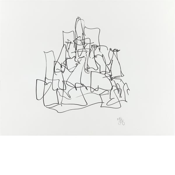 Frank Gehry, Study 3, 2009