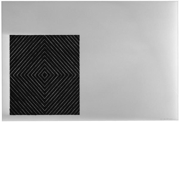 Frank Stella, Jill, 1967