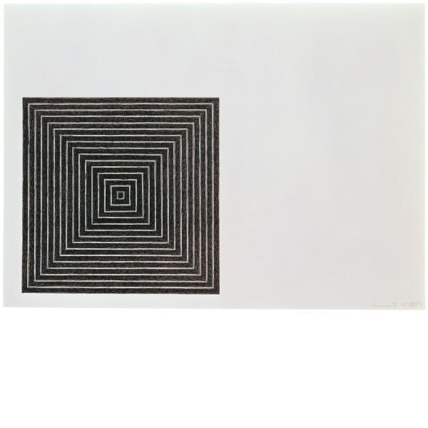 Frank Stella, Untitled, 1971