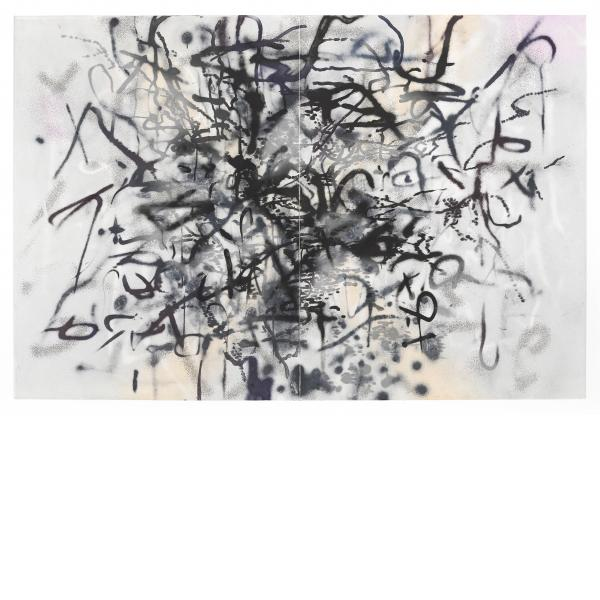 Julie Mehretu, Six Bardos: Dream State, 2018