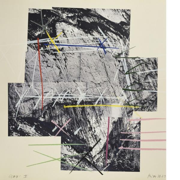 Michael Heizer, Swiss Survey #3, 1985