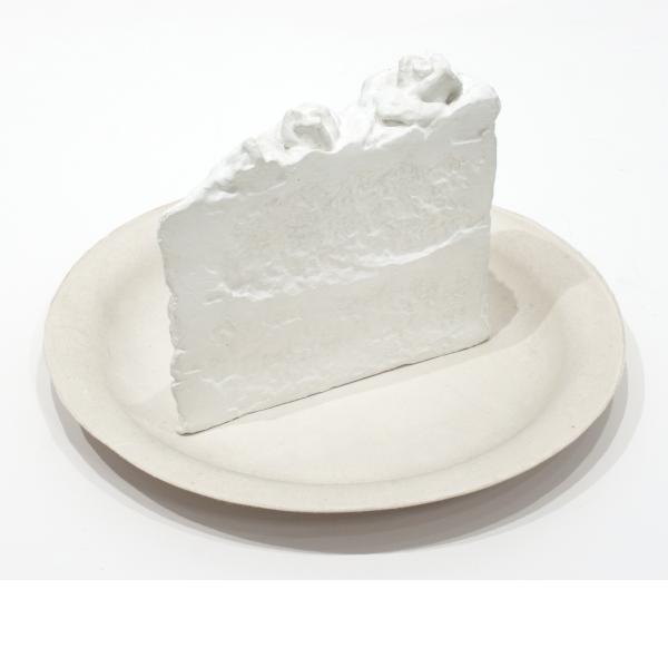 Claes Oldenburg, Wedding Souvenir, 1996