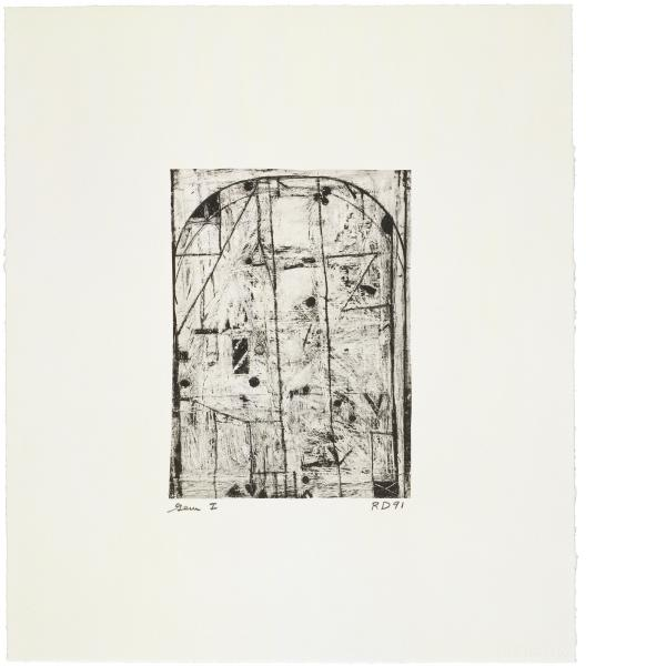 Richard Diebenkorn, Untitled, 1991
